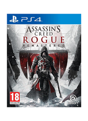 Assassin's Creed Rogue Remastered Video Game for PlayStation 4 (PS4) by Ubisoft
