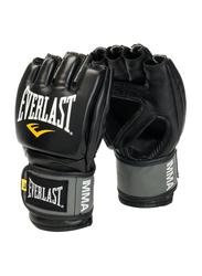 Everlast Pro Style Grappling Gloves, EV7778BLXL, Black