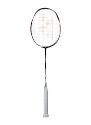 Yonex Duora Z Strike Badminton Racket, Black/Red/White