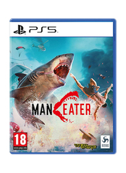 Man Eater Day One Edition Video Game for PlayStation 5 (PS5) by Tripwire Interactive