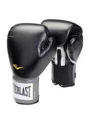 Everlast 12-oz Pro Style Training Gloves, EV1200013, Black