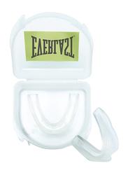 Everlast Single Mouth Guard, EV4405E, Clear