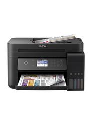 Epson L6190 Wi-Fi Duplex All-in-One Ink Tank Printer with ADF, Black