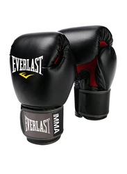 Everlast 12-oz MMA Pro Style Muay Thai Gloves, EV7012, Black