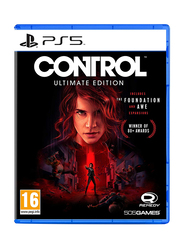 Control Ultimate Edition Video Game for PlayStation 5 (PS5) by 505 Games