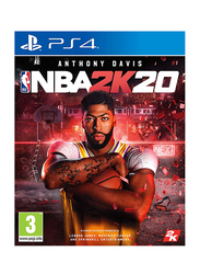 NBA 2K20 Video Game for PlayStation 4 (PS4) by 2K