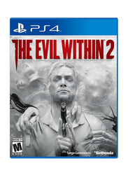 The Evil Within 2 Video Game for PlayStation 4 (PS4) by Bethesda Game Studios
