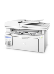 HP LaserJet Pro Multifunction M130fn All-in-One Printer, White