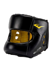 Everlast M/L Elite Headgear, EVP00001211, Black