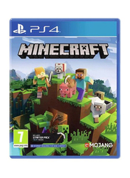 Minecraft Video Game for PlayStation 4 (PS4) by Mojang