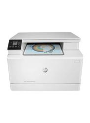 HP LaserJet Pro M182N Multifunction All-in-One Printer, White