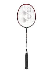 Yonex Nanoray 80FX Badminton Racket, Red/Black/White