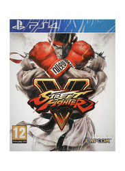 Street Fighter V Video Game for PlayStation 4 (PS4) by Capcom