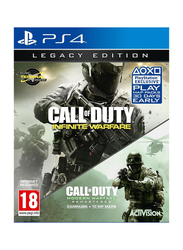 Call of Duty Infinite Warfare Legacy Edition Video Game for PlayStation 4 (PS4) by Activision Blizzard