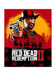 Red Dead Redemption 2 Video Game for PlayStation 4 (PS4) by Rockstar Games