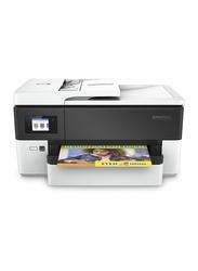 HP OfficeJet Pro 7720 Wide Format Wireless All-in-One Printer, White/Black