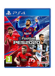 eFootball PES 2020 Video Game for PlayStation 4 (PS4) by Konami