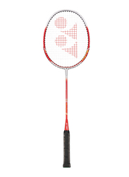 Yonex Muscle Power 5 Badminton Racket, White/Red/Black