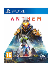 Anthem Video Game for PlayStation 4 (PS4) by Electronic Arts