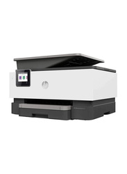 HP OfficeJet Pro 9010 All-in-One Printer, White