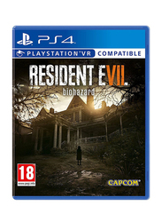 Resident Evil 7 Biohazard Video Game for PlayStation 4 (PS4) by Capcom