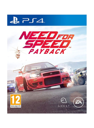Need for Speed Payback Video Game for PlayStation 4 (PS4) by EA Sports