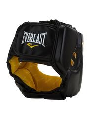 Everlast Headgear, EVER 4022, Black