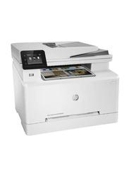 HP LaserJet Pro M283FDN 4 in 1 Multifunction Laser Printer, White