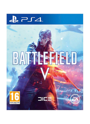Battlefield V Video Game for PlayStation 4 (PS4) by Electronic Arts