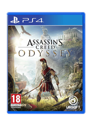 Assassin's Creed Odyssey Video Game for PlayStation 4 (PS4) by Ubisoft