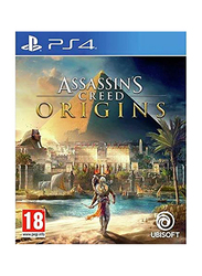 Assassin's Creed Origins Video Game for PlayStation 4 (PS4) by Ubisoft