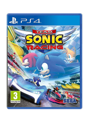 Team Sonic Racing Video Game for PlayStation 4 (PS4) by Sega