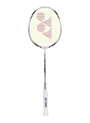 Yonex Voltric 5FX Badminton Racket, White/Black/Red