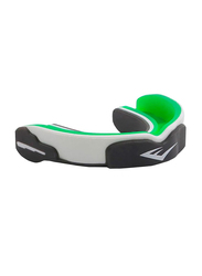 Everlast Double Mouth Guard, EVER 1400009, Green/White