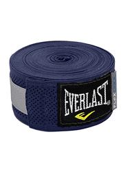 Everlast 180-inch Flexcool Hand Wraps, EVER P00000157, Blue
