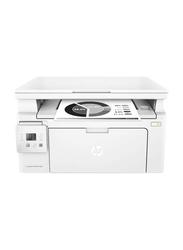 HP LaserJet Pro Multifunction M130A Laser Printer, White