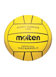 Molten IWR Rubber Water Poloball, Yellow
