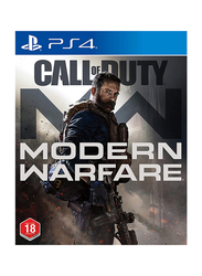 Call of Duty Modern Warfare Video Game for PlayStation 4 (PS4) by Activision Blizzard