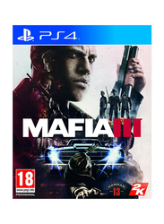 Mafia III Video Game for PlayStation 4 (PS4) by 2K