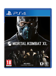 Mortal Kombat XL Video Game for PlayStation 4 (PS4) by WB Games