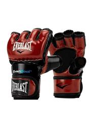 Everlast M/L Everstrike Training Gloves, EVP00001214, Red/Black
