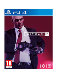 Hitman 2 Video Game for PlayStation 4 (PS4) by WB Games