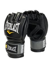 Everlast Pro Style Grappling Gloves, EV7778BSM, Black