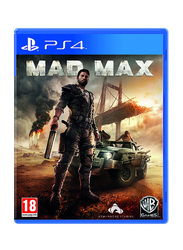 Mad Max Video Game for PlayStation 4 (PS4) by WB Games