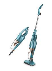 Deerma Portable Steel Filter Upright Vacuum Cleaner, 1.2L, DX900, Blue