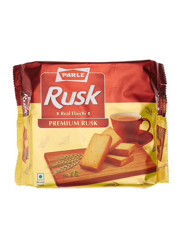 Parle Premium Elaichi Rusk, 3 x 200g