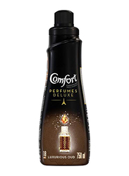 Comfort Perfumes Deluxe Luxurious Oud Concentrated Fabric Softener, 750ml