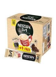 Nestle Nescafe 3 In 1 Cream Latte Coffe, 24 Sachet x 22.4g