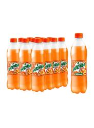 Mirinda Orange Soft Drink Bottle, 12 x 500ml