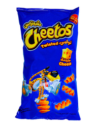 Cheetos Twisted Cheese Flavoured Snacks, 160g